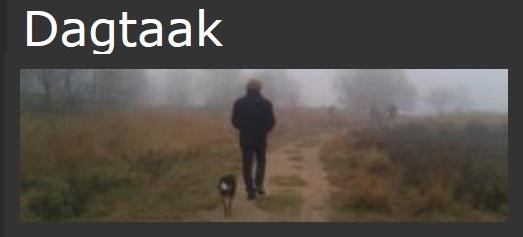 Dagtaak (Ton van Eck)