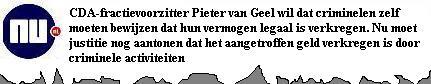De toestand in de polder