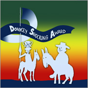 Donkey Shocking banner