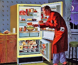 cc Flickr x-ray delta one photostream 1959 fridge raid