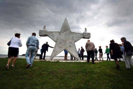 © Domenique Himmelsbach de Vries Monument voor Prima mensen